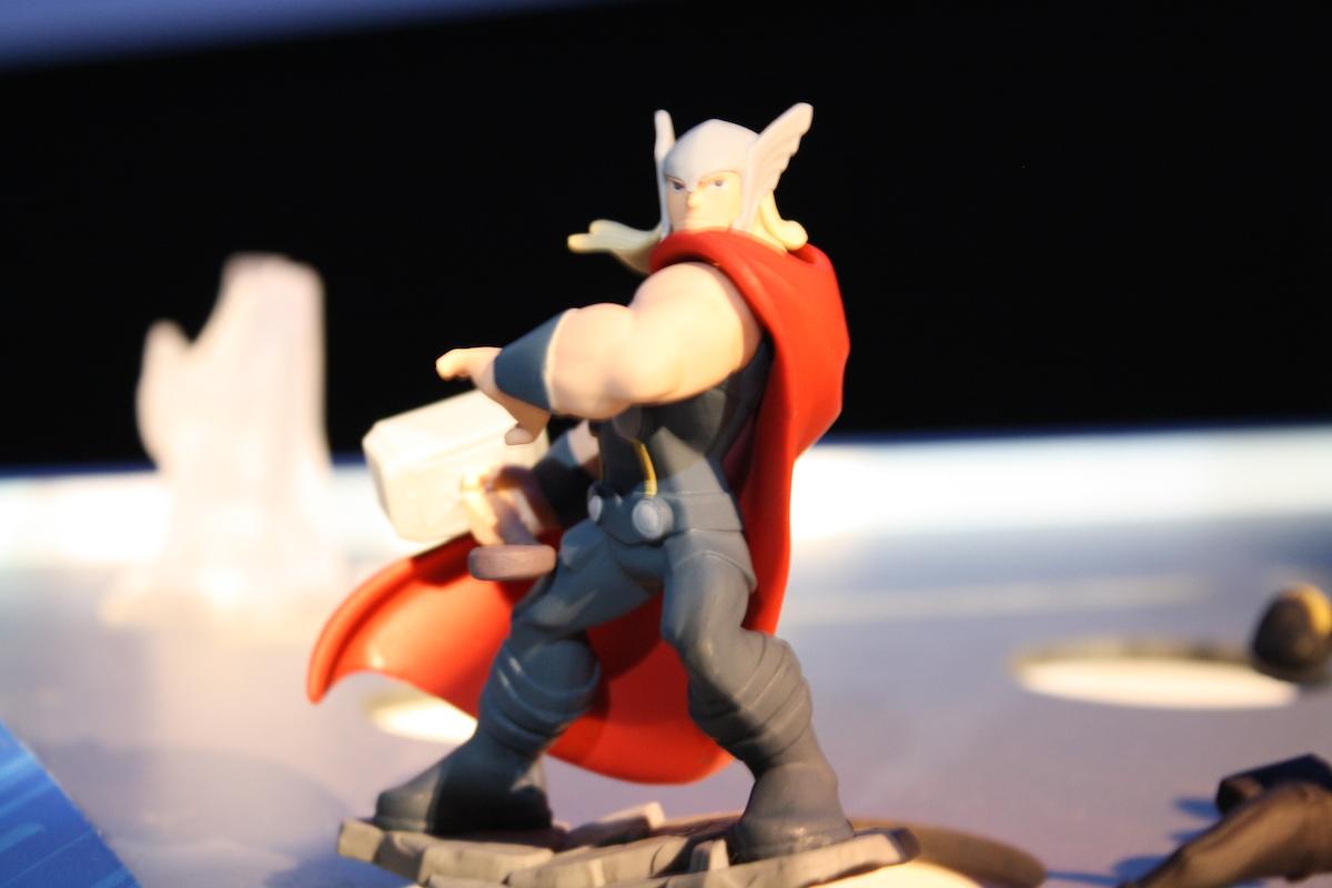 Disney Infinity MS - Thor (Live)