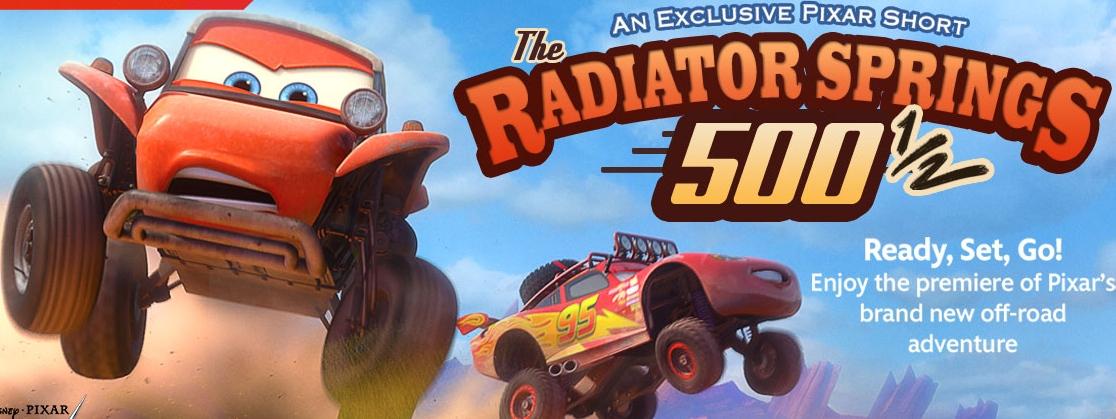 Radiator Springs 500 1:2