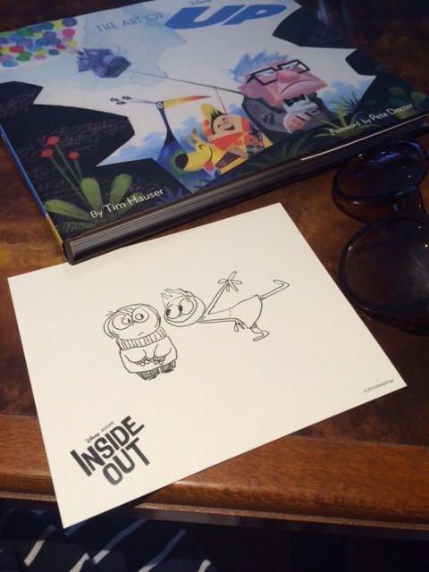 Inside Out Concept Art At Annecy