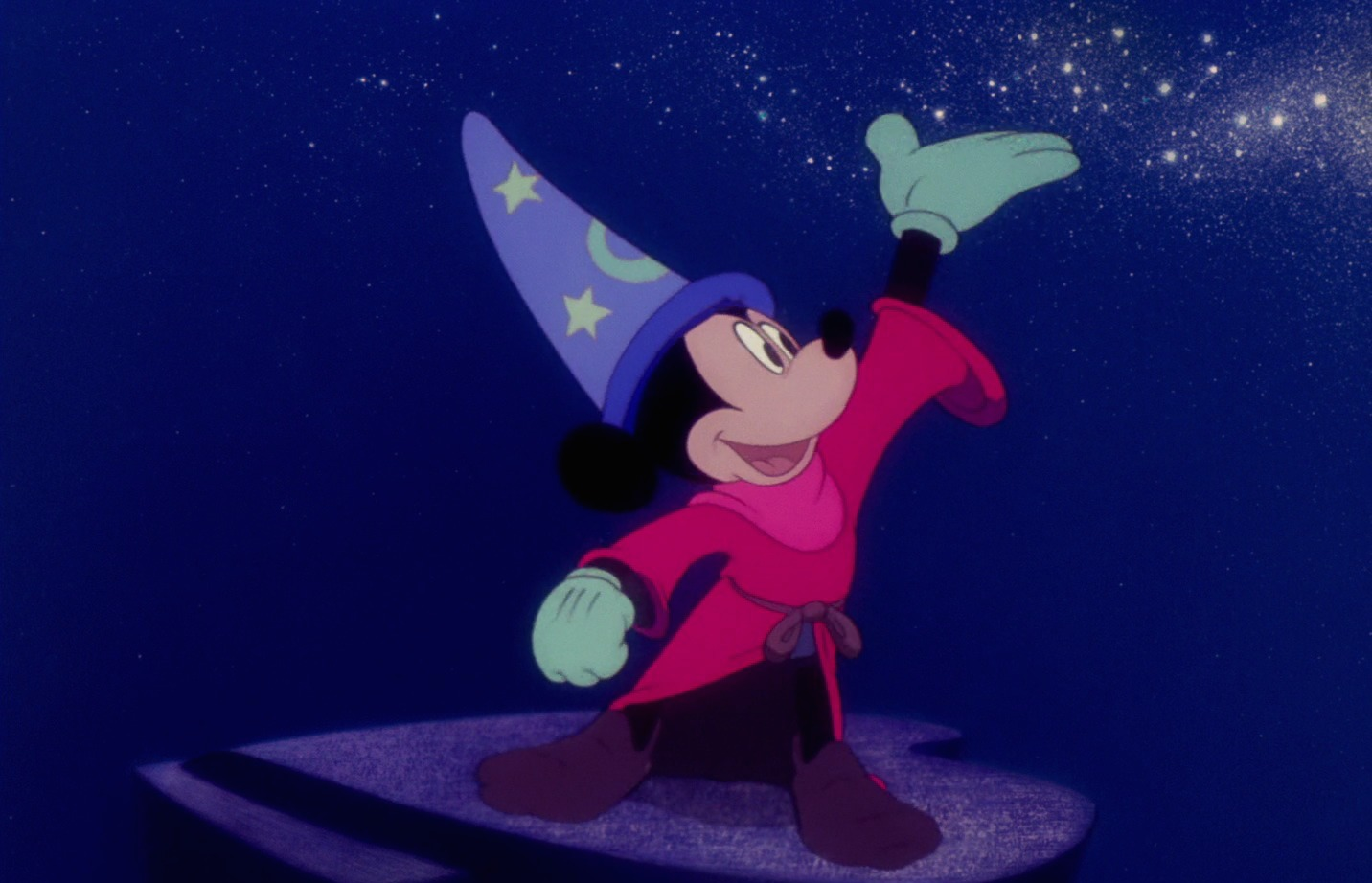 Fantasia - Sorcerer Mickey