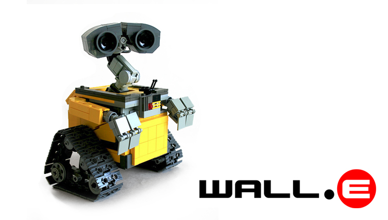LEGO Announces WALL-E Set Is On The Way