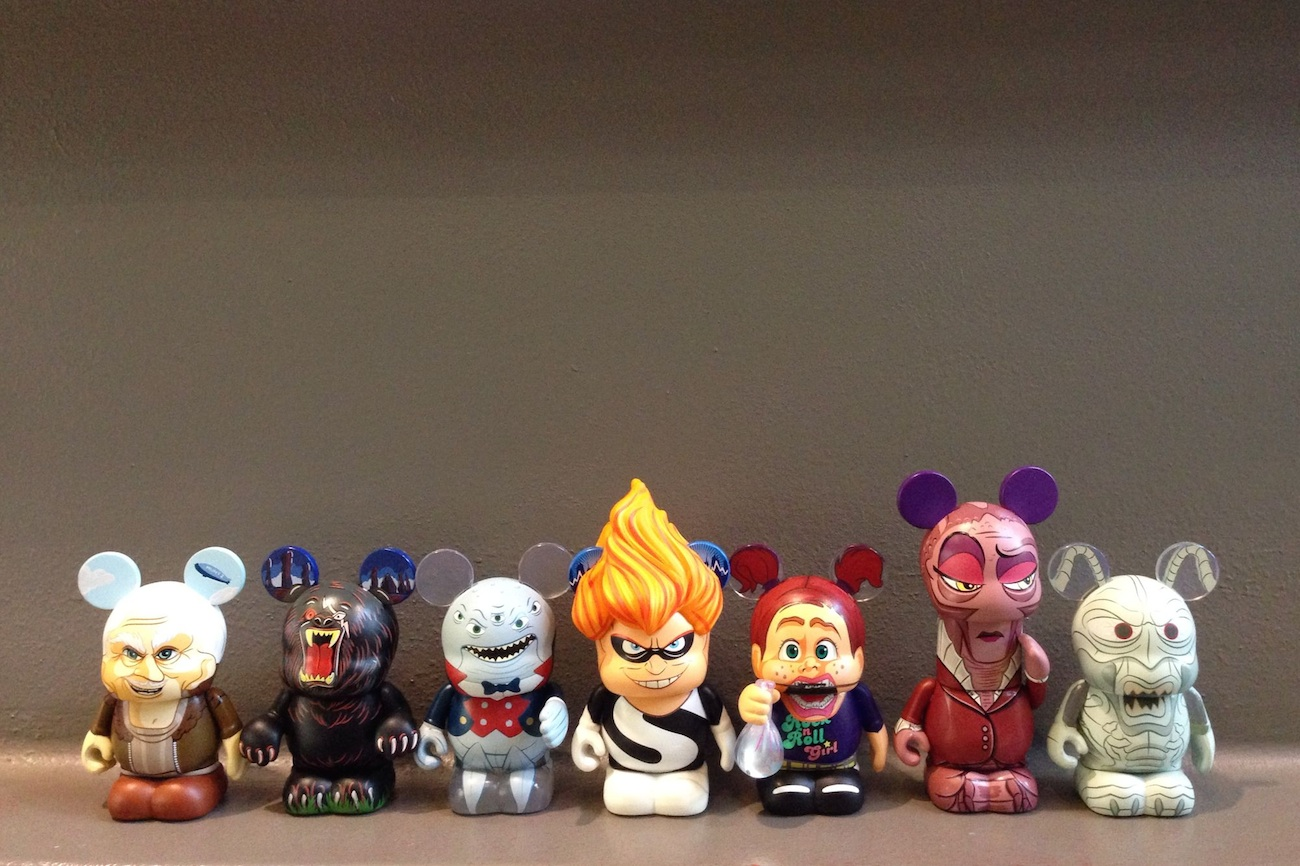 Pixar Villains Vinylmation - Blind Box