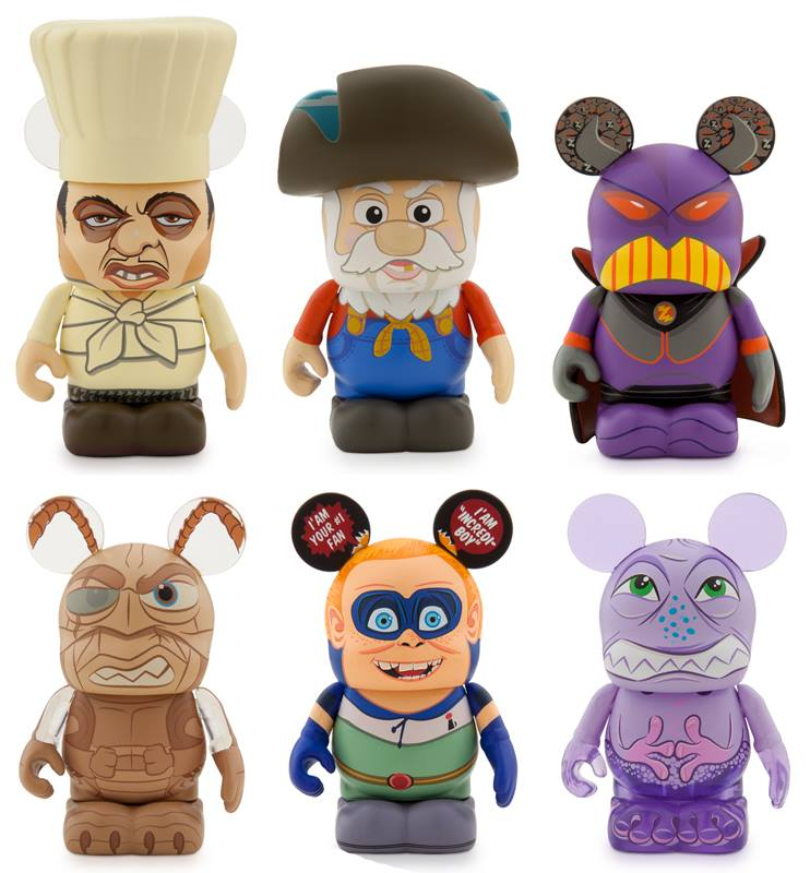 Pixar Villains Vinylmation - Comic Con