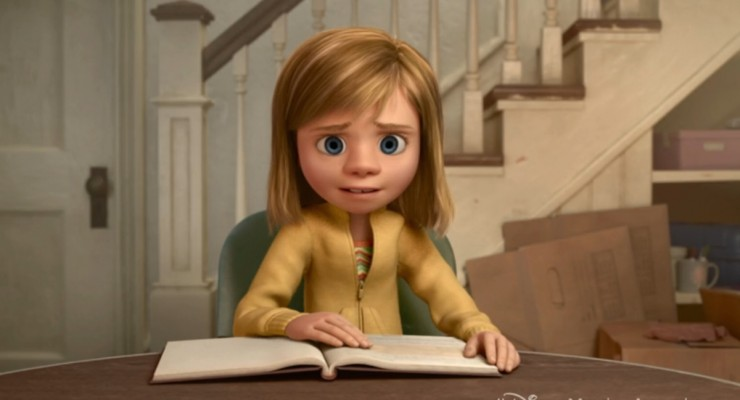 First Look At Riley From 'Inside Out'