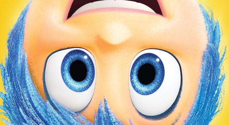 New 'Inside Out' Image Spotlights Joy, Pixar's Second Female Lead