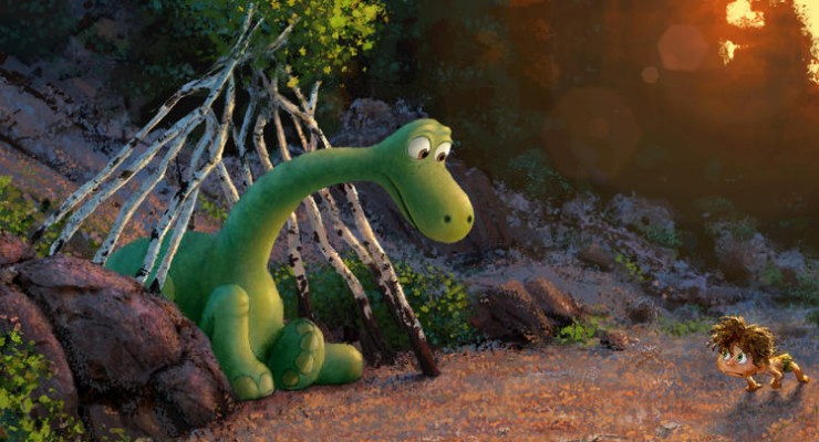 'The Good Dinosaur' Gets An All-New Voice Cast