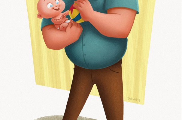 PixArt: November Feature II – Fatherhood is Incredible