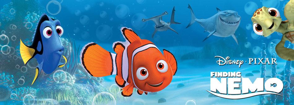 Finding Nemo (2003). ©Disney/Pixar.