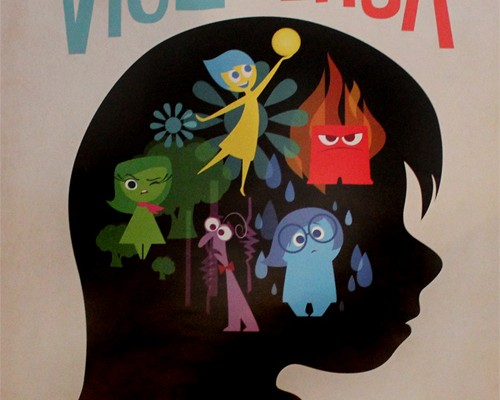 This French 'Inside Out' Poster Is Brilliant