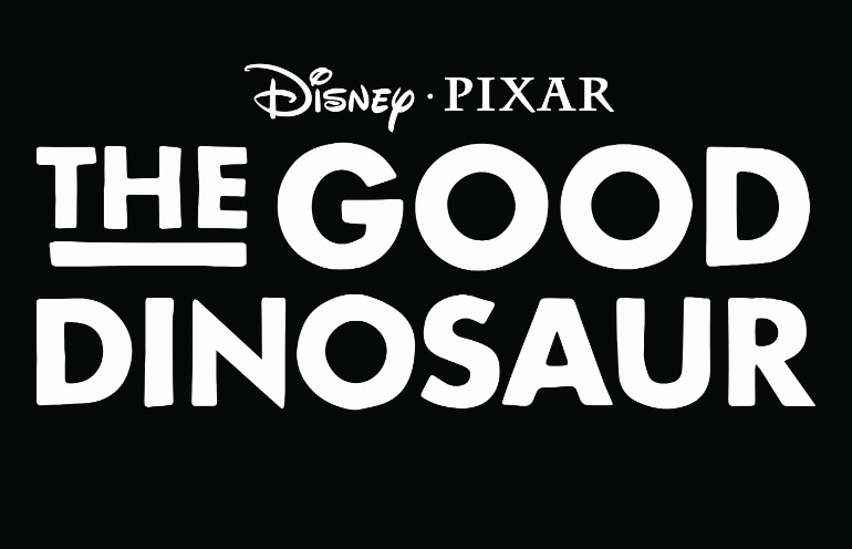 The Good Dinosaur Logo - New