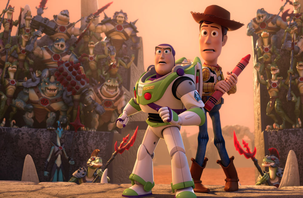 Toy Story That Time Forgot - Image 7