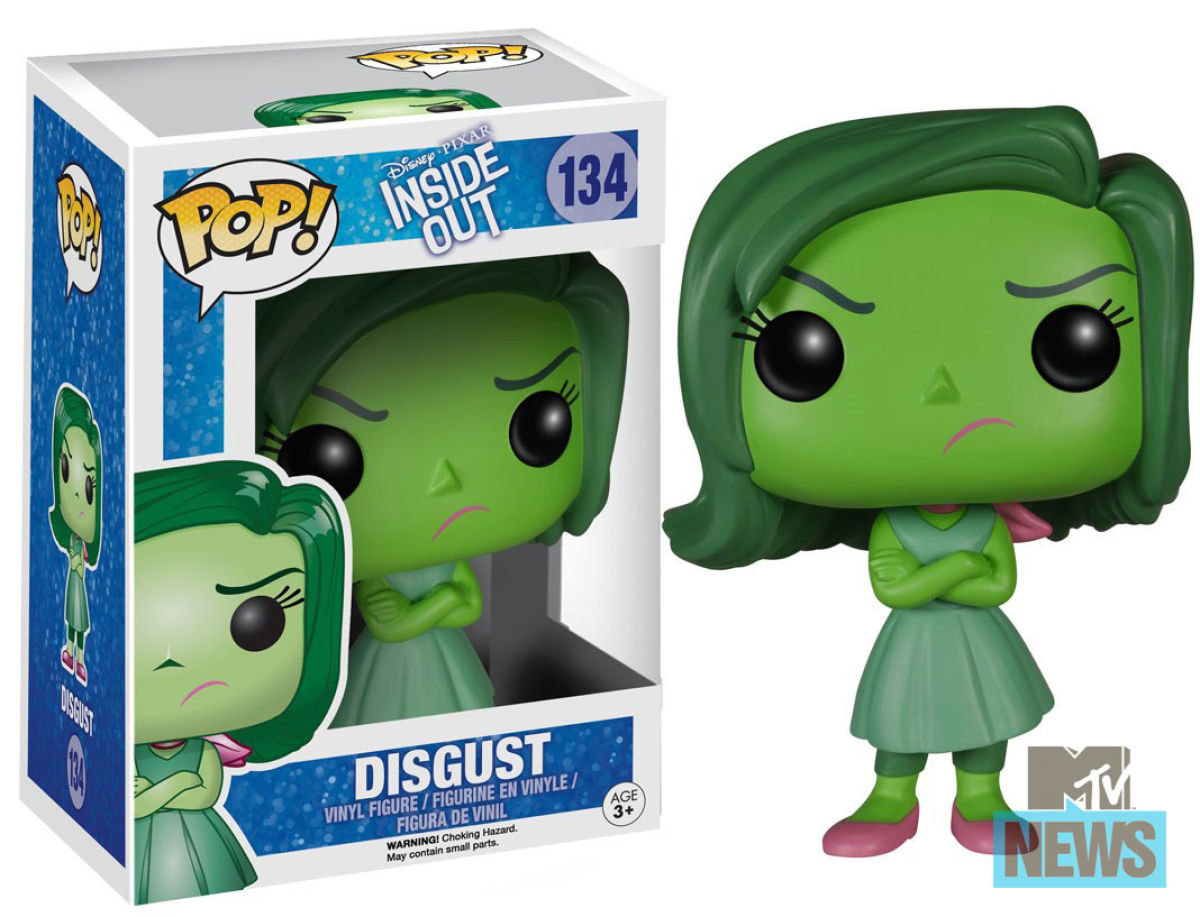 Inside Out Toys - Funko - Disgust