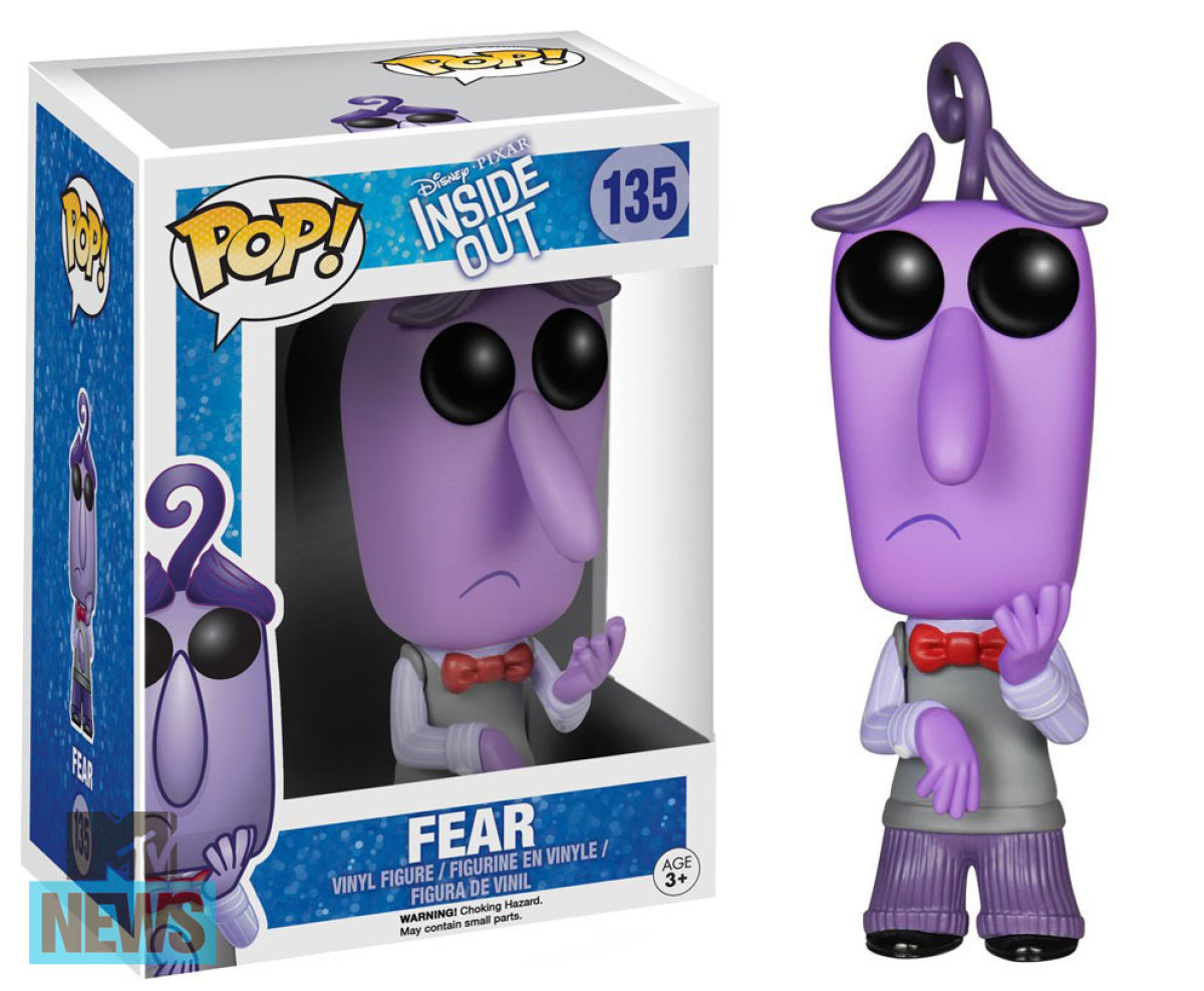 Inside Out Toys - Funko - Fear