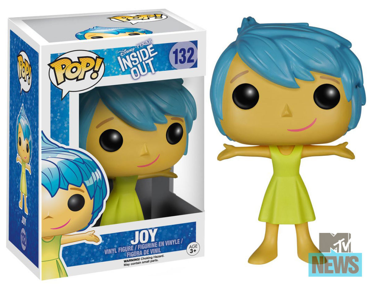 Toys For Joy : Preview upcoming 'inside out toys