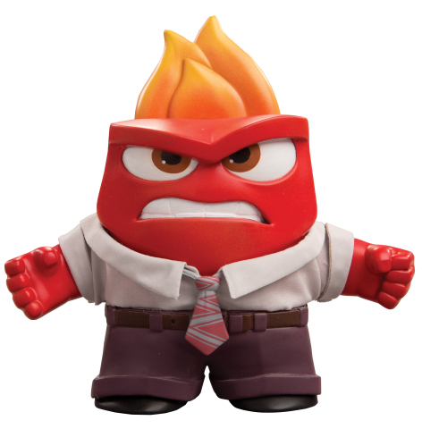 Inside Out Toys - Tomy - Anger