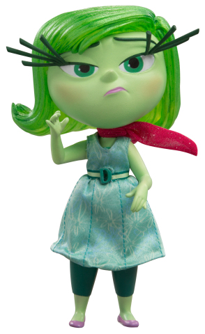 Inside Out Toys - Tomy - Disgust