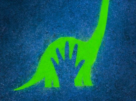 First Look: 'The Good Dinosaur' Teaser Trailer And Poster Are Stunning