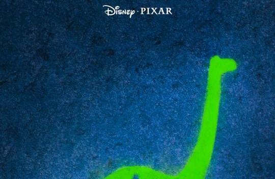 The Good Dinosaur Teaser Poster - Peek
