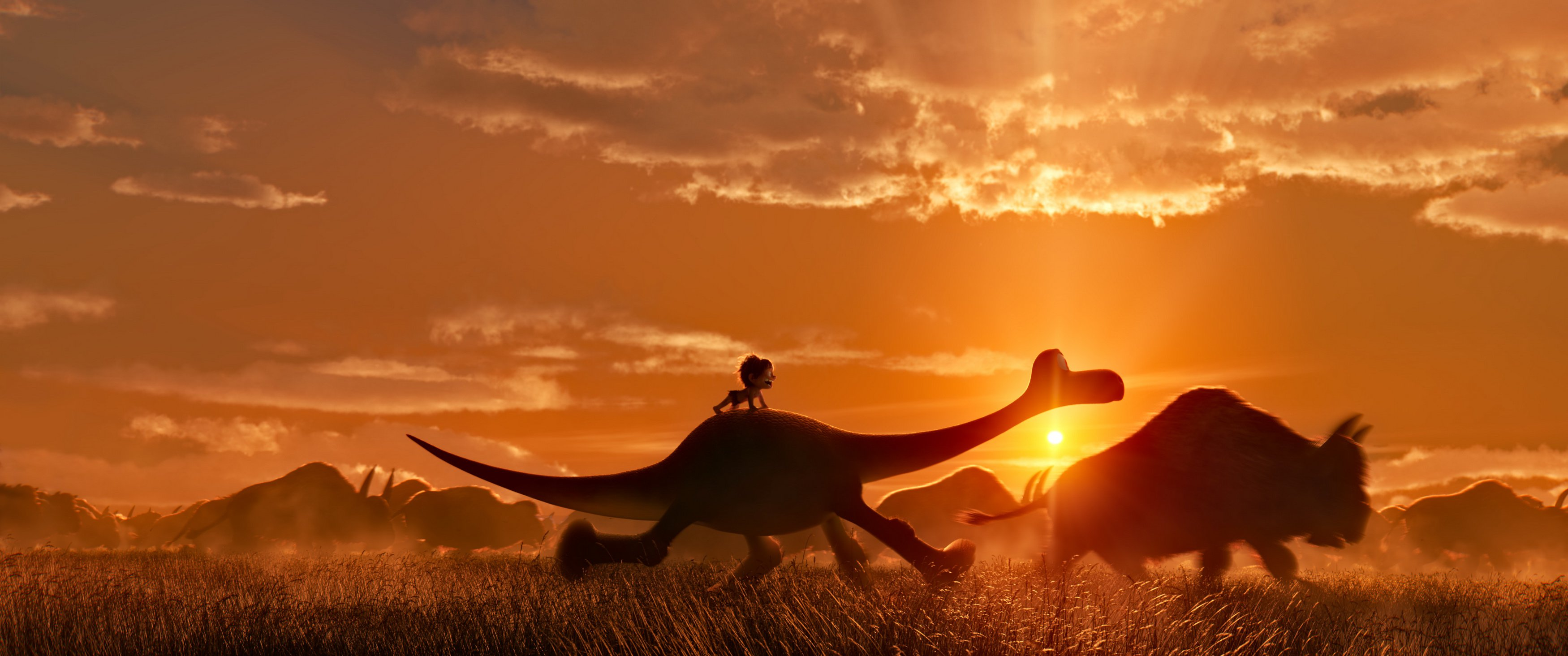Good Dinosaur Interviews - Image 1