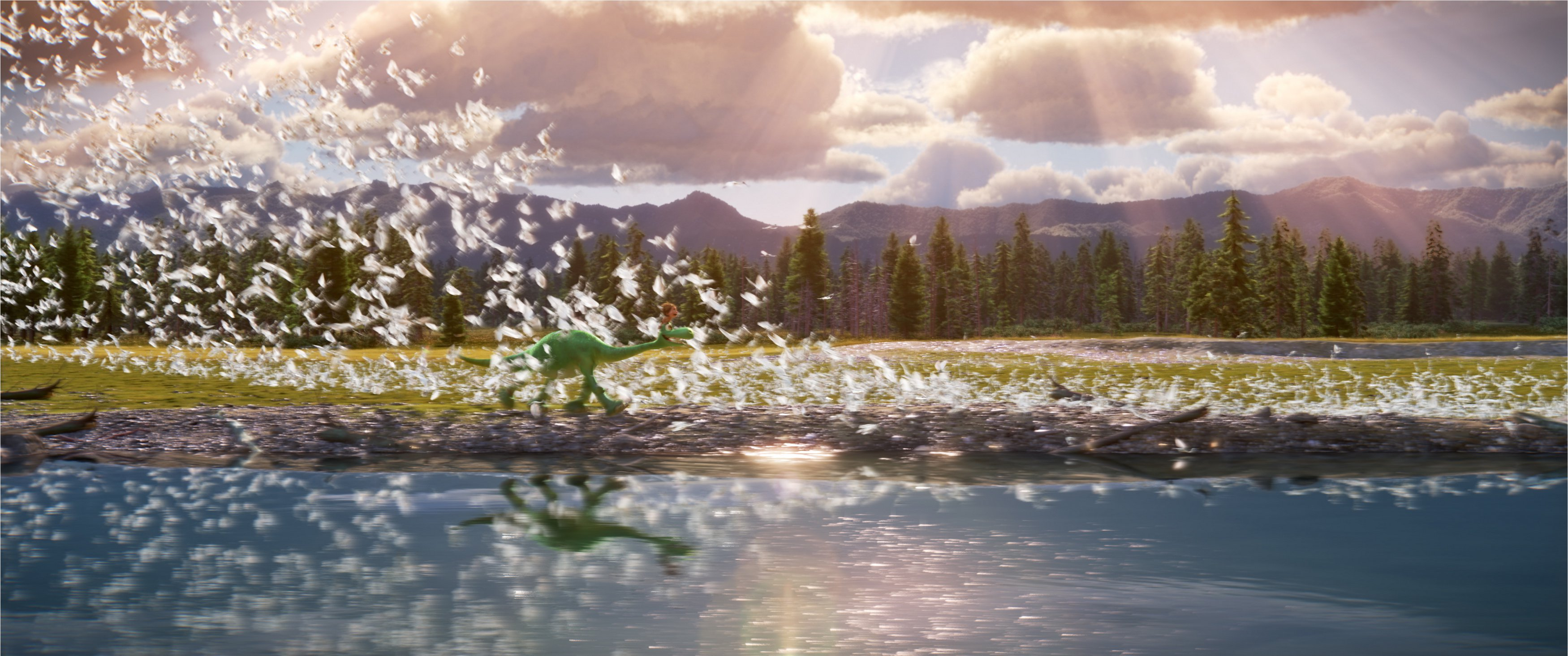Good Dinosaur Interviews - Image 2