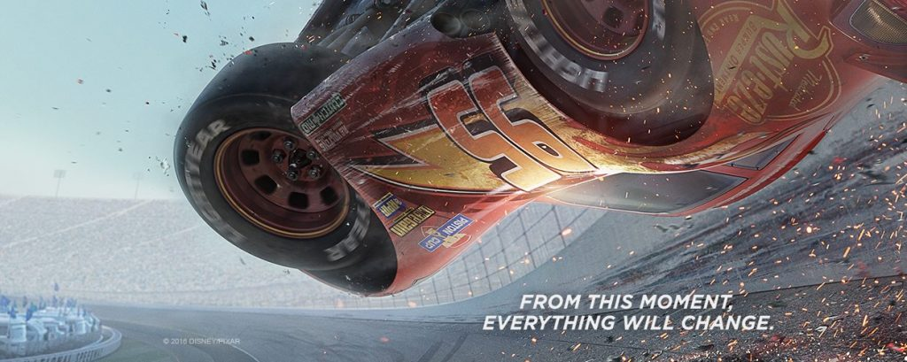 Cars 3 Crash