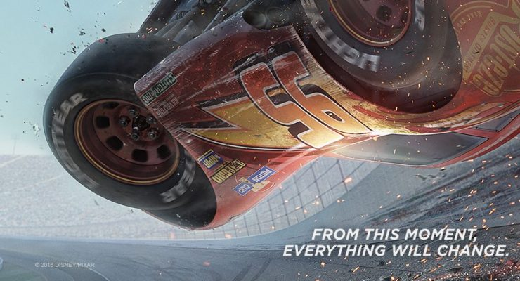 Pixar To Preview 'Cars 3' At Detroit Auto Show