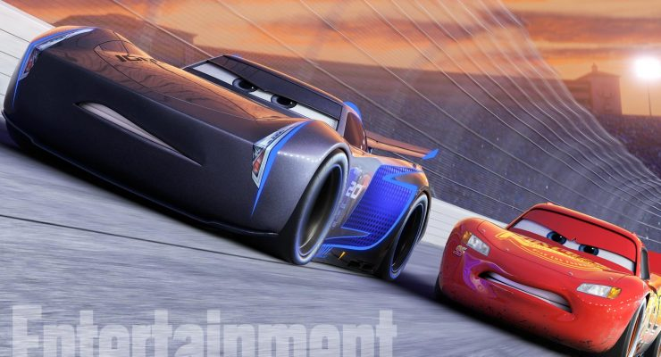 Watch: 'Cars 3' Character Close-Ups