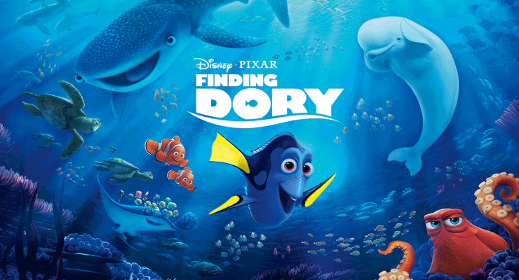 Amid Growing Protests, White House Screens 'Finding Dory'