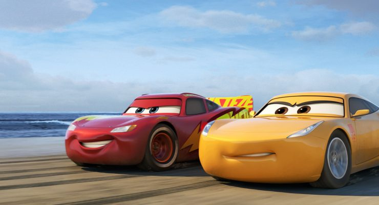 Watch: 'Cars 3' Gets New Trailer Highlighting Lightning's Battle With The Next Generation
