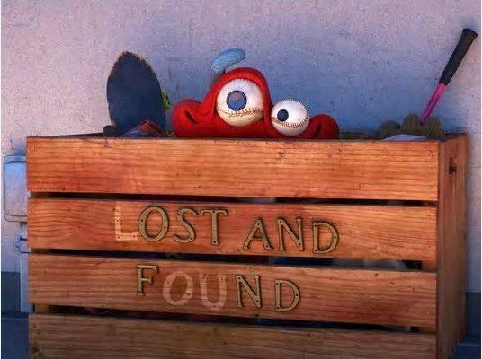 First Look: New Pixar Short 'Lou'