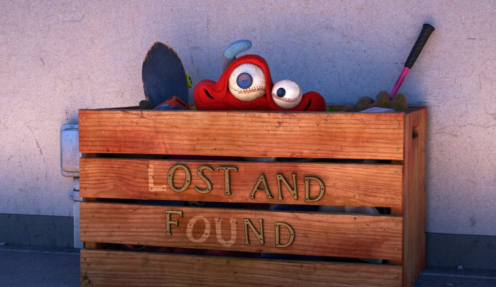 Lou - Lost and Found