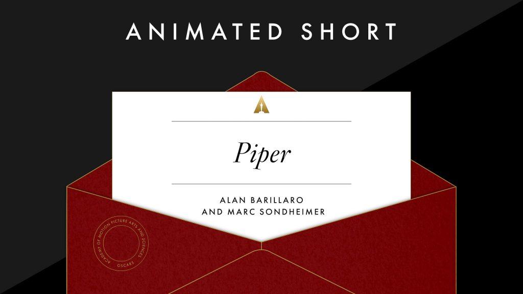 Piper - Oscar Win