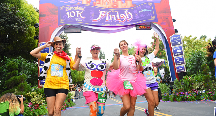 2017 Disneyland Half-Marathon Weekend Themed Around Pixar Films