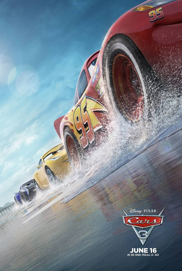 Cars 3 - Poster From Below