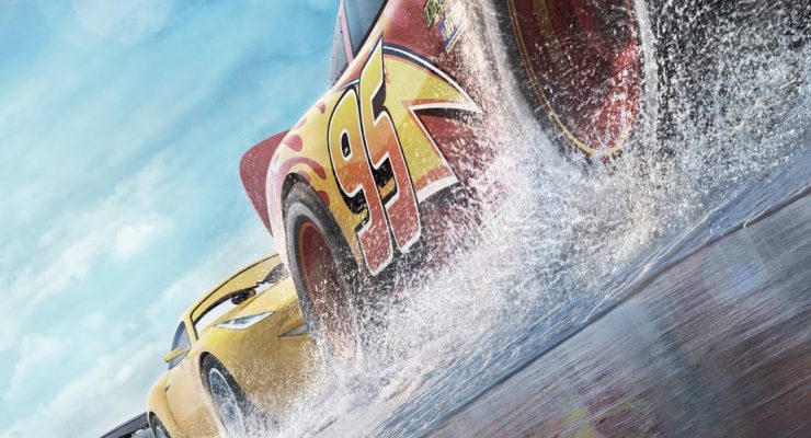 'Cars 3' Cast Adds Nathan Fillion, Kerry Washington, and Lea Delaria