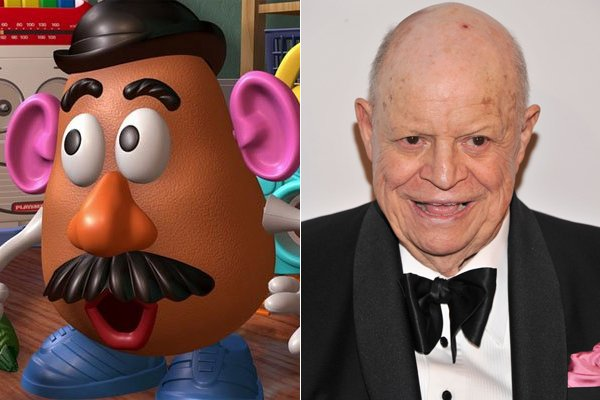 Don Rickles - Mr. Potato Head