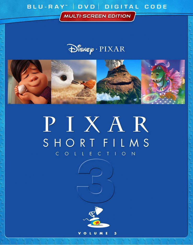 Pixar Shorts Vol 3