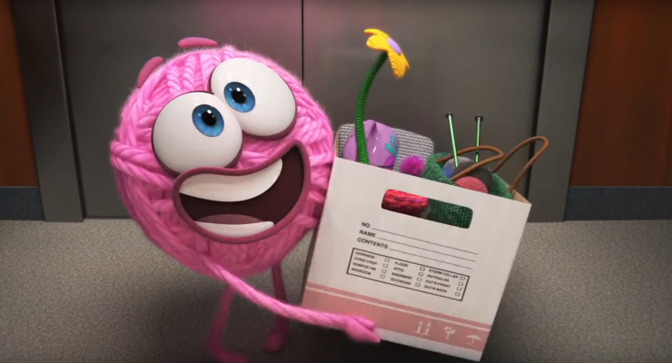 New Short 'Purl' Reveals A Fascinatingly Different Side Of Pixar