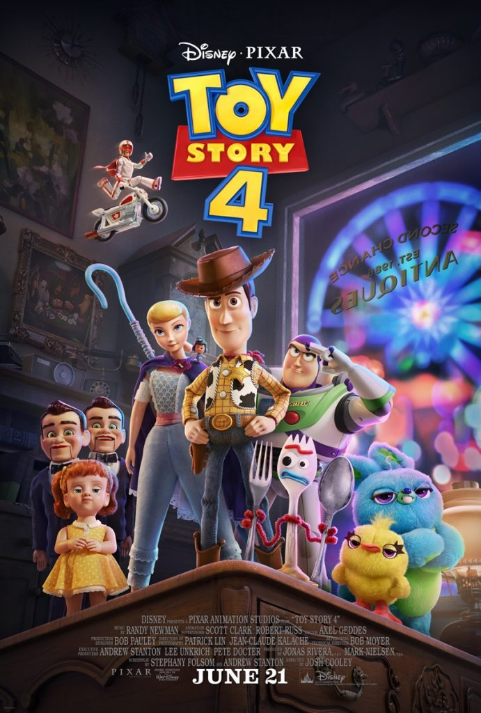Toy Story 4 - Everyone Poster