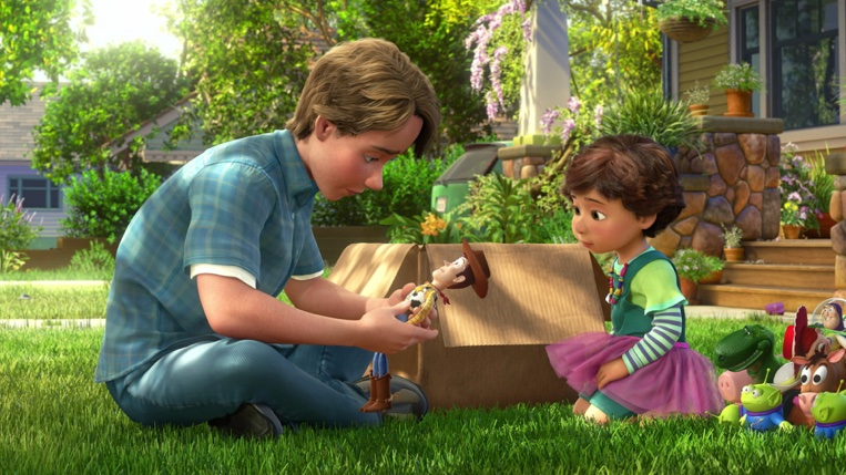 The moment in 'Toy Story 3' that shattered hearts around the world