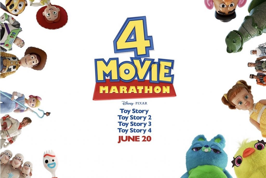 Toy Story Marathon