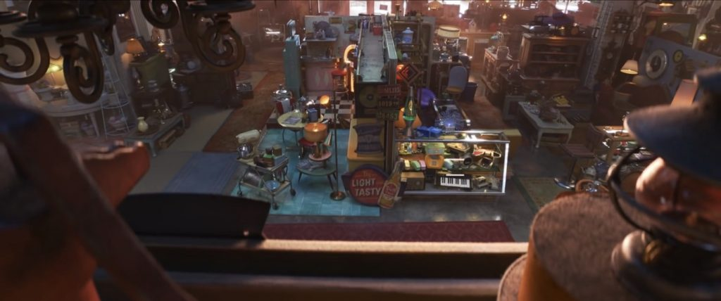 Toy Story 4 - Antique Shop 1